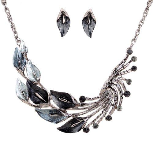 yazilind-estilo-etnico-tibetano-de-plata-negro-cristalino-del-pavo-real-fornido-babero-pendientes-co
