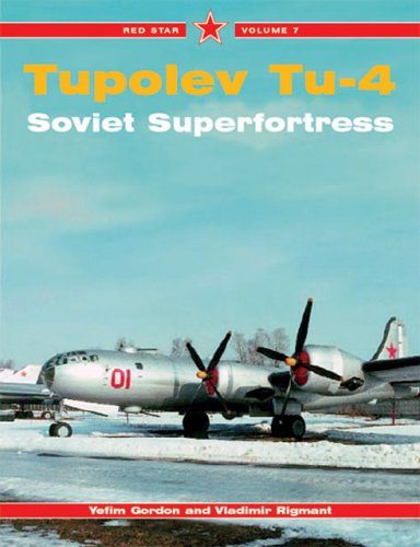 Tupolev Tu-4 Superfortress: 7 (Red Star)