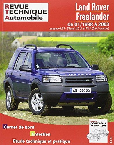Tap N  422 Freelander (01/98—>2003)