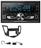 caraudio24 Kenwood DPX-M3100BT 2DIN Aux MP3 Bluetooth USB Autoradio für Chevrolet Cruze (ab 2009)