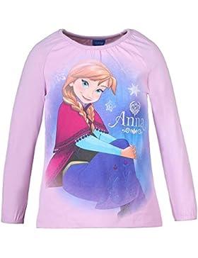 DISNEY Niñas Frozen Camisa, morado