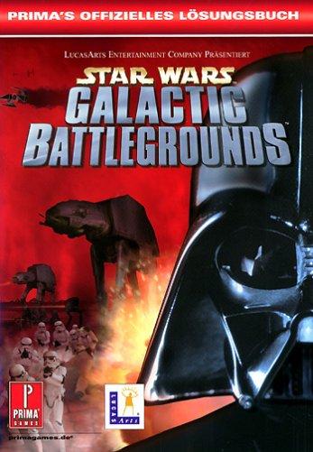 Star Wars - Galactic Battlegrounds Lösungsbuch