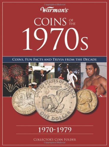 Warman's Coins of the 1970s: Coins, Fun Facts and Trivia from the Decade: 1970-1979 (Münze 1975)