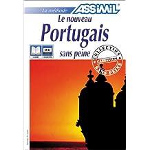 Le Nouveau Portugais sans peine (1 livre + coffret de 4 cassettes)