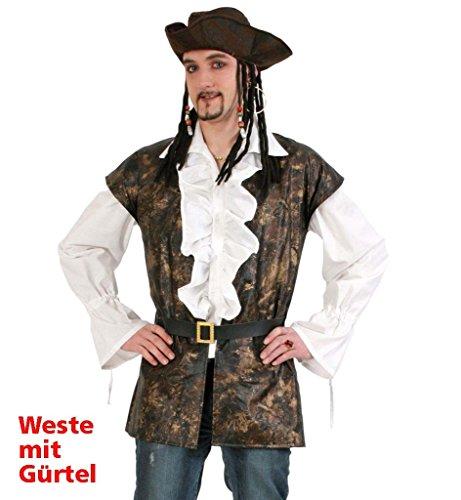 - Piraten Weste