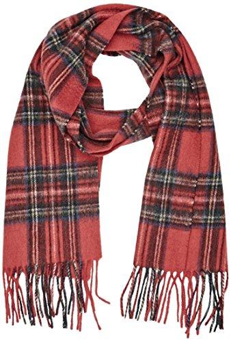 Harrington Unisex Tuch Scarf, Rot RED Tartan, OneSize Preisvergleich