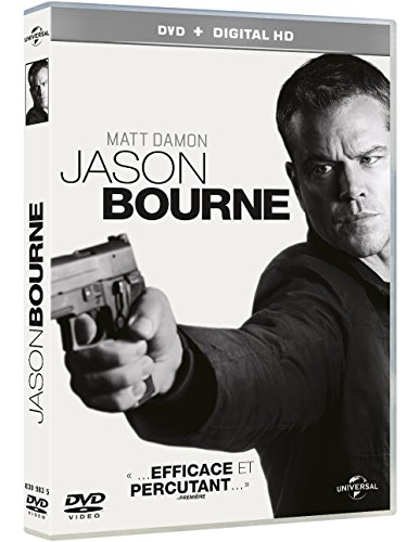 Jason Bourne [DVD + Copie digitale]
