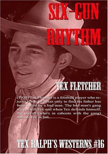 Bild von Six-Gun Rhythm by Tex Fletcher