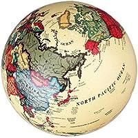 FEITONG dettagli circa 6 pollici (15 cm) di rotazione Blue Ocean Desktop Mondiale della Terra Globe BU - Mini Zaino Mondiale