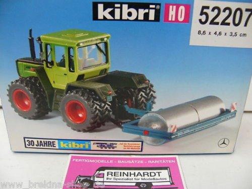 Preisvergleich Produktbild kibri 52207 - Traktor MB Trac mit  Acker-und Wiesenwalze