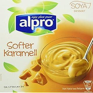 Alpro Soya Dessert softer Karamel, 6er Pack (6 x 500 g)