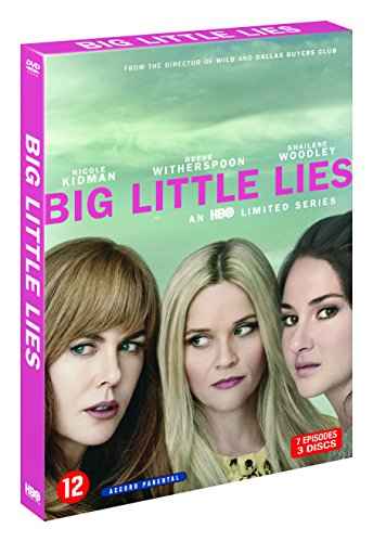 Big little lies - épisodes 1 à 5