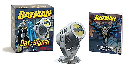 Iconic Superhero Batman, with nearly 100% worldwide awareness, has surpassed 10 billion in consumer retail sales. As The Dark Knight Rises hits theatres July 20,2012, fans can call upon the Dark Knight himself with this replica of the Bat Signal, whi...