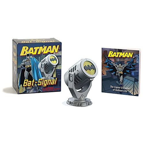 Batman. Bat Signal (Batman Mega Mini Kit) 5
