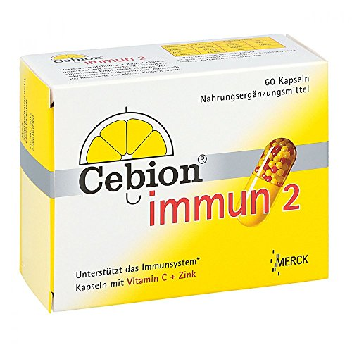 Cebion Immun 2 Kapseln, 60 St.
