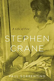 Stephen Crane by [Sorrentino, Paul]