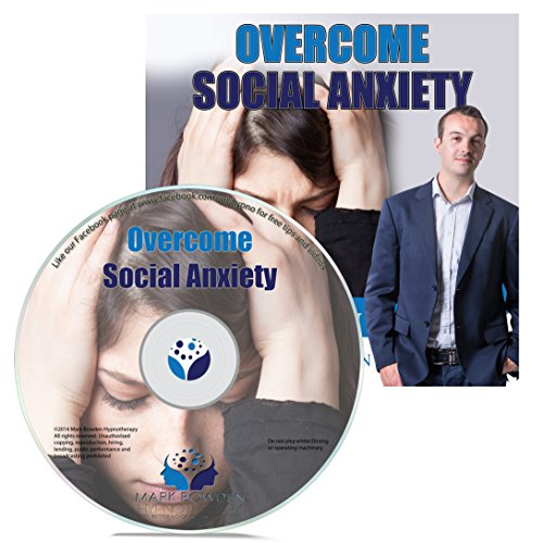 Preisvergleich Produktbild Overcome Social Anxiety Hypnosis CD - Group situations,  parties,  gatherings and crowds can be very uncomfortable when you suffer with social anxierty. Move on with confidence with this effective hypnotherapy session!