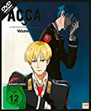 ACCA: 13 Territory Inspection Dept. - Volume 1: Episode 01-04