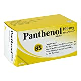 Panthenol 100 mg Jenapharm Tabletten 100 stk