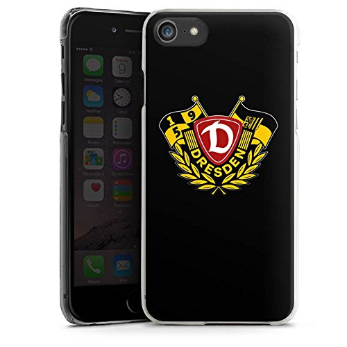 Apple iPhone X Silikon Hülle Case Schutzhülle Dynamo Dresden Bundesliga Fußball Hard Case transparent