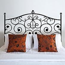 battoo cabecero vinilo adhesivo para pared vinilo adhesivo para pared Cabecero King Queen Full Twin dormitorio dormitorio D ¨ ¦ cor