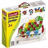 Quercetti 4190 Fantacolor Junior Chiodoni per Prima Infanzia Gioco Educativo