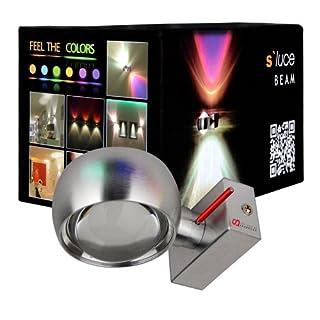 s`luce Beam Effekt Wandleuchte 1-flammig V28428/1C
