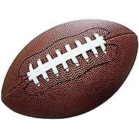 Teabelle American - Balón de Rugby de fútbol (tamaño 9, Goma para Estudiantes y Adultos), 2#