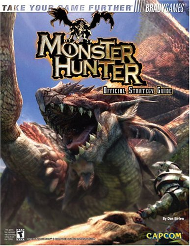 Monster Hunter Official Strategy Guide