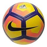 Nike 2016-2017Pitch palloni da Calcio Misura 3, 4e 5, Yellow/Purple, Taglia 5