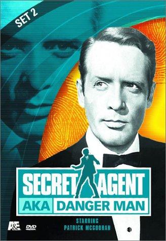 Secret Agent AKA Danger Man, Set 2 - 2 DVD [Import USA Zone 1]