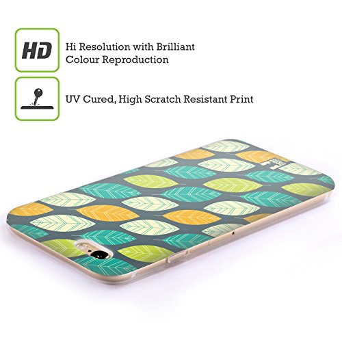 Head Case Designs Bamboo Floreale Lacche Cover Morbida In Gel Per Apple iPhone 7 Plus / 8 Plus Fresco