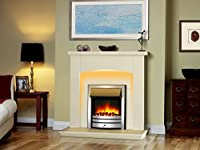 """Cayton Electric 42"""" Fireplace Suite"""