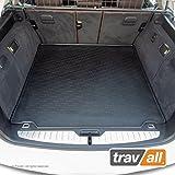 Travall Liner Kofferraumwanne TBM1064 - Maßgeschneiderte Gepäckraumeinlage mit Anti-Rutsch-Beschichtung