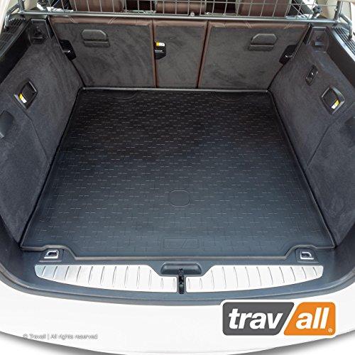 Travall® Liner Kofferraumwanne TBM1064 - Maßgeschneiderte Gepäckraumeinlage mit Anti-Rutsch-Beschichtung