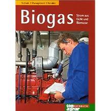 Biogas: Strom aus Gülle und Biomasse