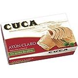 Cuca Atún Claro en Aceite de Oliva - 112 g