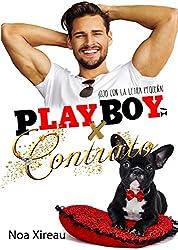 Playboy x contrato: Novela romántica, erótica y comedia