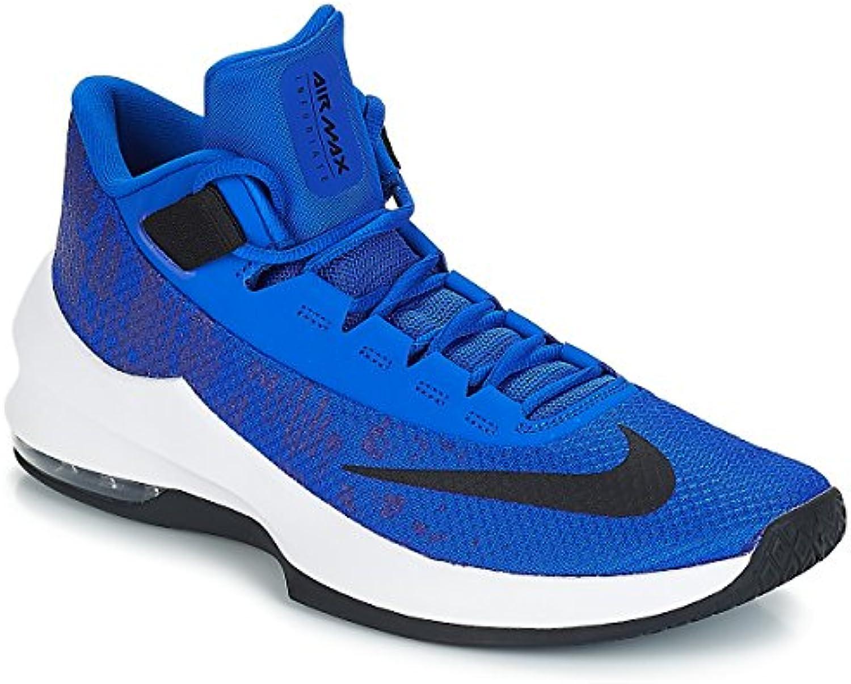 Nike Air MAX Infuriate 2 Mid, Zapatos de Baloncesto para Hombre  -