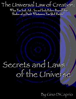 Books about the laws of the universe