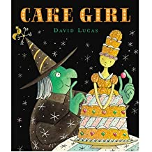 Cake Girl [Paperback] by Lucas, David ( Author )