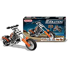 Meccano Evolution Chopper Motorbike