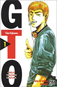 GTO : Great Teacher Onizuka Edition simple Tome 1
