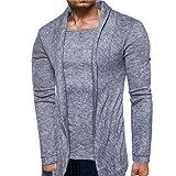 Solid Pullover Herren,Arbeits Jacken Herren,Fleece Jacken Herren