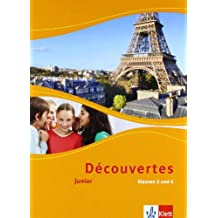 Découvertes / Schülerbuch Klasse 5 und 6: Junior (ab Klasse 5)