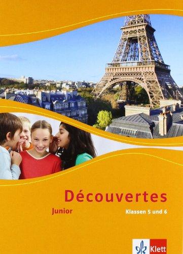 Découvertes Junior. Schülerbuch Klasse 5 und 6 par  (Relié - Mar 1, 2012)