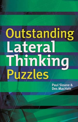 Outstanding Lateral Thinking Puzzles