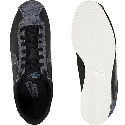 Nike Classic Cortez Premium Women Sneaker Black/Sail
