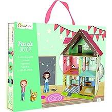 Avenida Mandarine PU001O - escenas del rompecabezas 3D - Dollhouse