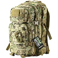 Army Military Tactical Combat Rucksack Backpack Bergen Molle Pack Bag All Terrain 28L